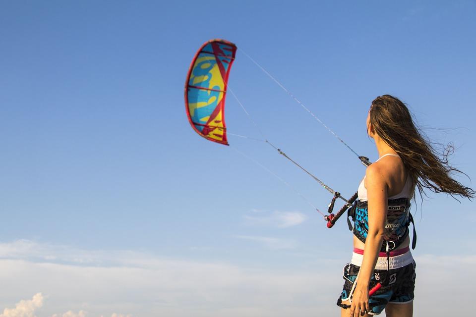 Impara il kitesurf in Sardegna