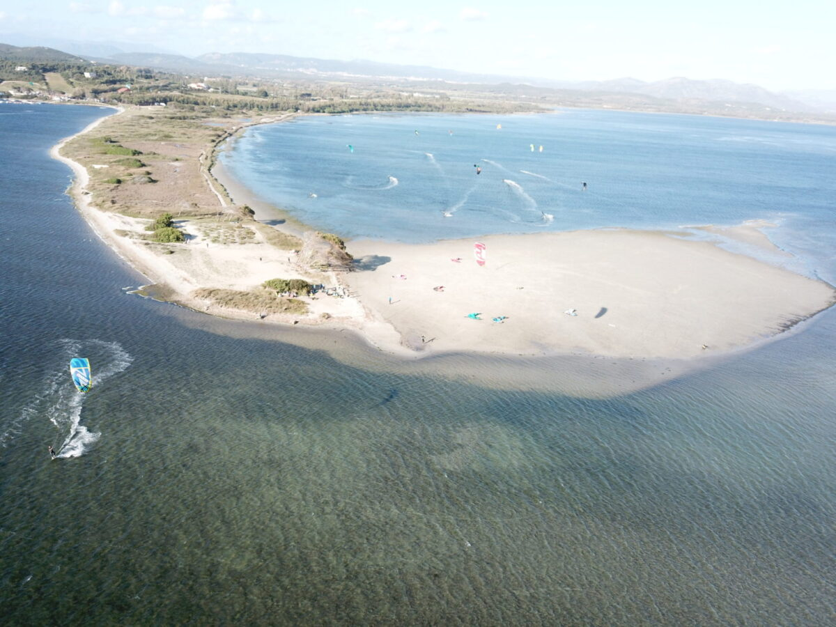 Best Kite School Sardinia